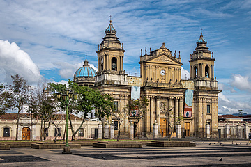 Kathedrale in Guatemala City