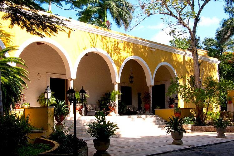 Yucatan Reisen Und Informationen Zur Yucatan Halbinsel